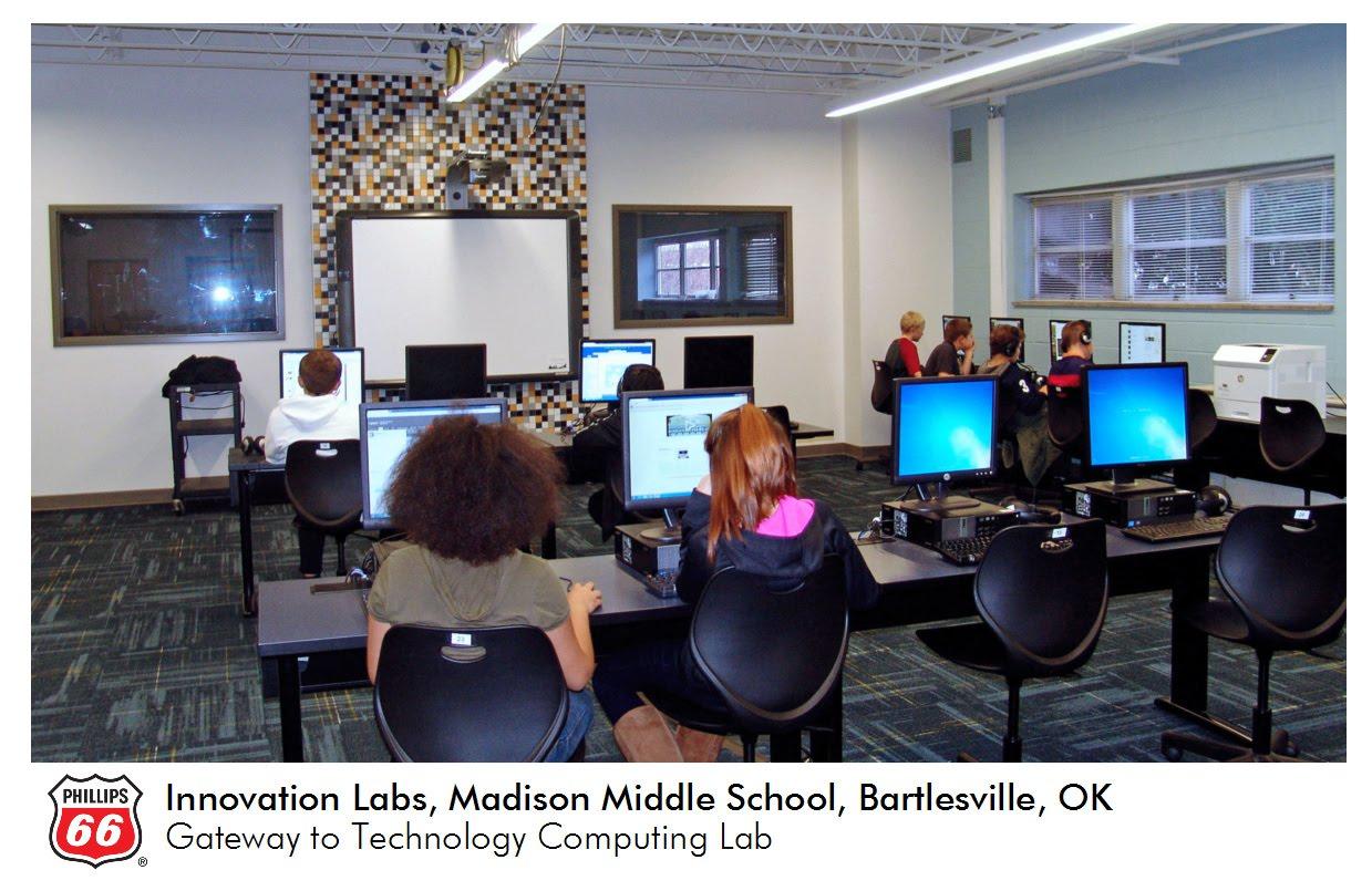 Phillips 66 Innovation Labs