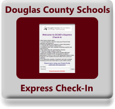 DCSD Express Check-in