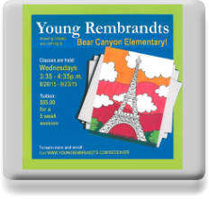 Young Rembrants