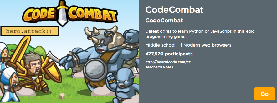http://codecombat.com/?hour_of_code=true