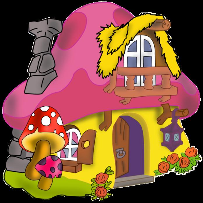 Весенние, картинки детские дома