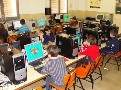 Aula d'informàtica