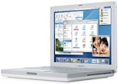 Apple iBook G4/1.33 12-Inch (Mid-2005 - Op)