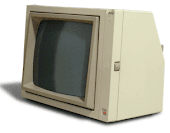 Apple Monochrome Monitor IIe [A2M6017X]