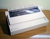 Apple ImageWriter II [A9M0310Z]