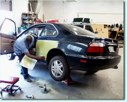 Auto Body Car Repair Near Me