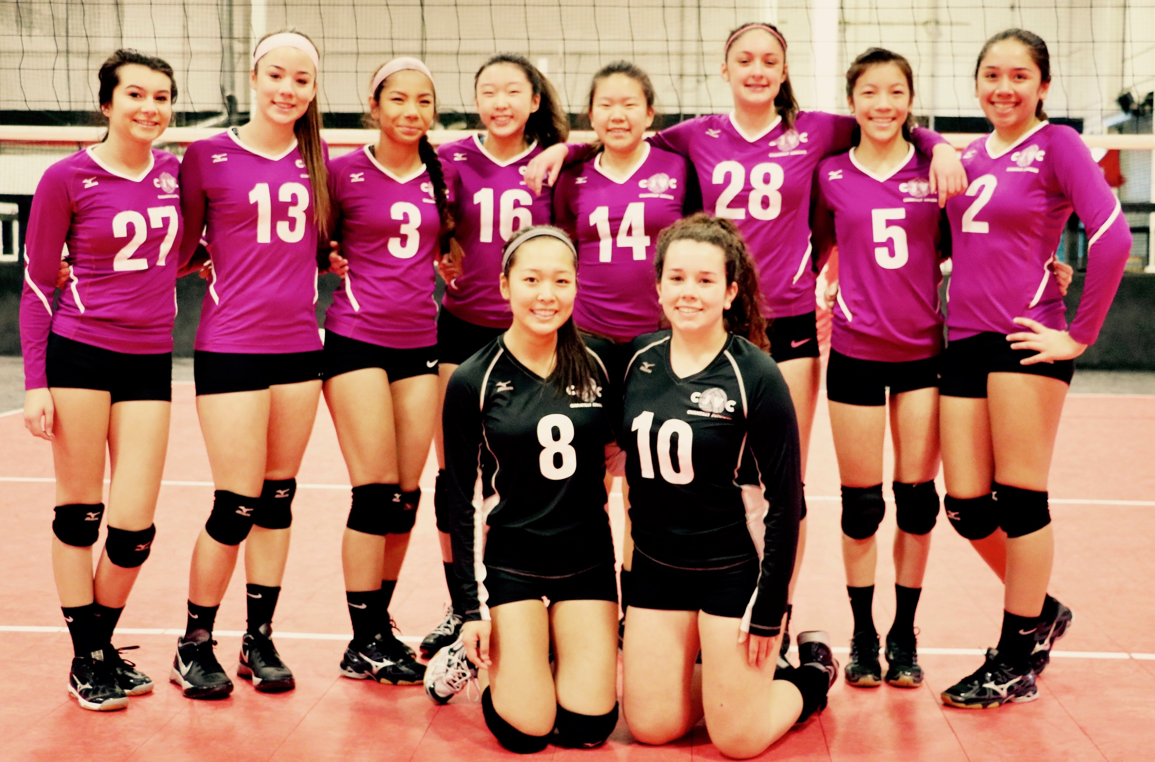 Roster And Stats Chantilly Juniors Volleyball Club