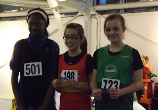 Kira Wealls - 60m Essex Bronze
