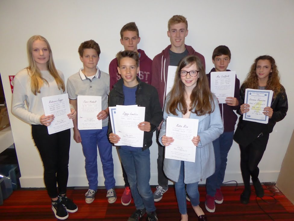 AAA Level 4 achievers
