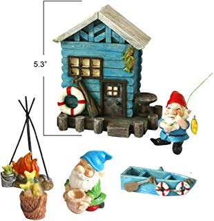 Miniature Fairy Garden Gnomes