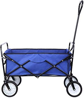 Collapsible Garden Cart Folding Wagon
