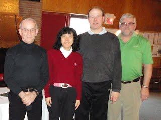 "2012 Lakeshore Bonspiel ""A"" section consolation runners up"