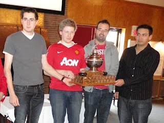 "2012 Lakeshore Bonspiel ""A"" section winners"