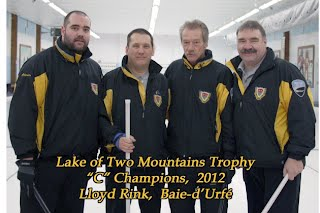 "2012 Lakeshore Bonspiel section ""C"" winners"