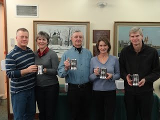 "2012 Lakeshore Bonspiel ""D"" section consolation winners"