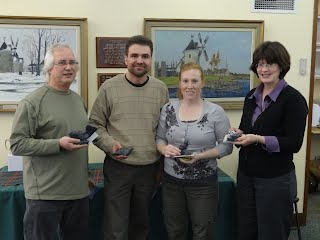 "2012 Lakeshore Bonspiel ""D"" section runners up"
