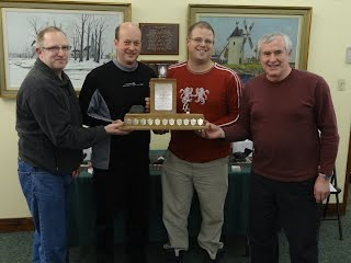 "2012 Lakeshore Bonspiel ""D"" section winners"