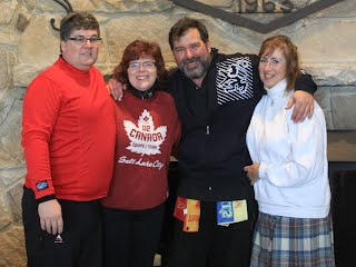 "2012 Lakeshore Bonspiel section ""E"" consolation winners"