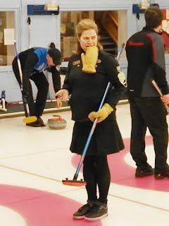 2017 Lakeshore Bonspiel Team Jacinthe Murray