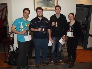 2013 Lakeshore Bonspiel A section consolation winners