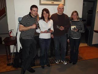 2013 Lakeshore Bonspiel A section runners up
