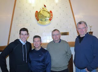 "2013 Lakeshore Bonspiel ""B"" section consolation runners-up"