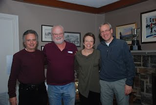 """2013 Lakeshore Bonspiel """"C"""" consolation runners up"""