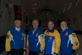 "2013 Lakeshore Bonspiel ""C"" section consolation winners"
