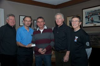 """2013 Lakeshore Bonspiel """"C"""" section runners up"""