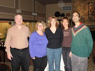 """2013 Lakeshore Bonspiel """"D"""" section consolation runners up"""