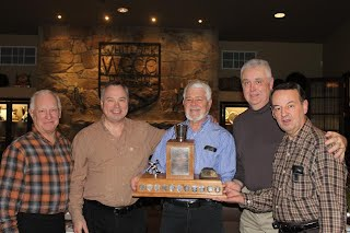 "2013 Lakeshore Bonspiel ""D"" section winners"