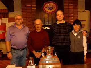 """2013 Lakeshore Bonspiel """"E"""" section consolation runners up"""