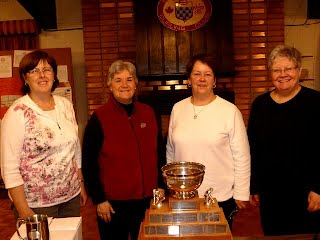 """2013 Lakeshore Bonspiel """"E"""" section runners up"""