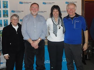 "2013 Lakeshore Bonspiel ""F"" section consolation winners"