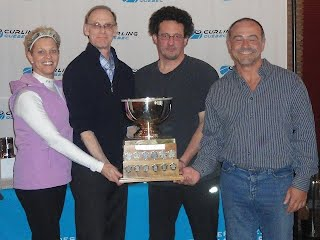 "2013 Lakeshore Bonspiel ""F"" section winners"