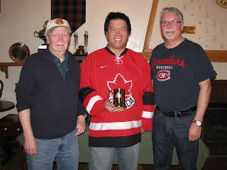 """2014 Lakeshore bonspiel """"A"""" division consolation runner-up team"""