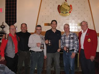"""2014 Lakeshore bonspiel """"A"""" division consolation winning team"""