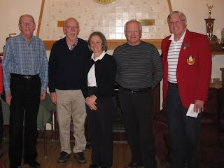 """2014 Lakeshore bonspiel """"A"""" division runner-up team"""