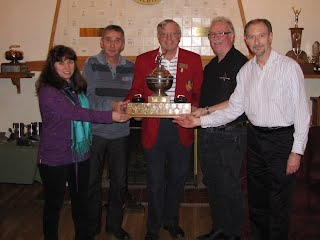 "2014 Lakeshore bonspiel ""A"" division winning team"