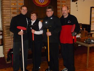 "2014 Lakeshore bonspiel ""D"" division consolation winning team"
