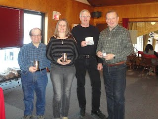 "2014 Lakeshore Bonspiel ""E"" division runner-up team"
