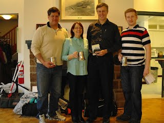 """2014 Lakeshore bonspiel """"F"""" division consolation final runner-up team"""
