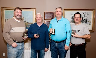 """2015 Lakeshore Bonspiel """"A"""" consolation runners-up"""