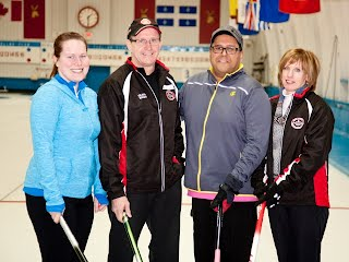 "2015 Lakeshore Bonspiel ""A"" consolation winners"