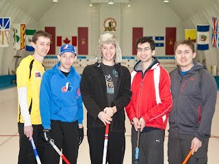 """2015 Lakeshore Bonspiel """"A"""" main runners-up"""