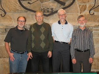 """2016 Lakeshore Bonspiel """"A"""" division consolation runners up"""