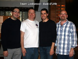 "2016 Lakeshore Bonspiel ""B"" division consolation winners"