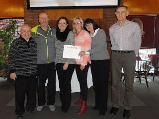 """2016 Lakeshore Bonspiel """"C"""" division consolation runners up"""
