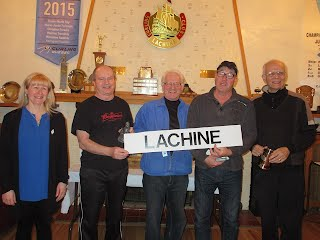 """2016 Lakeshore Bonspiel """"E"""" division runners up"""