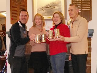 """2017 Lakeshore Bonspiel """"C"""" consolation runners up"""